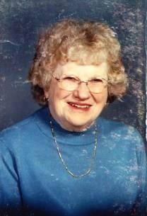 Barbara Large Glumm obituary photo