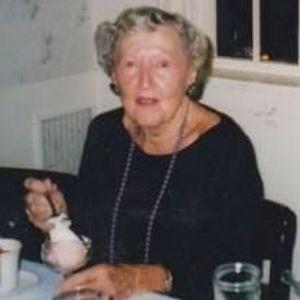 Gloria F. Cahill