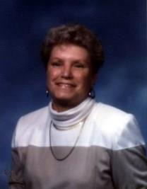 Joyce Audrey Davidson obituary photo