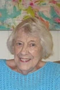 Jean Cox obituary photo