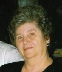 Antiopie Tzouras obituary photo