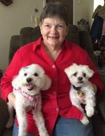 Nancy Fay Brown obituary photo