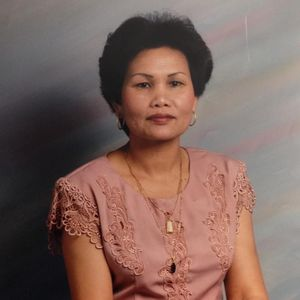 Nang Phongsa Obituary Photo