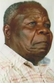 Alphonse Celestin obituary photo