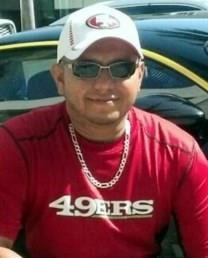Lewis Armando Martinez obituary photo