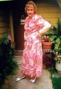 Dorothy Mae Oadra obituary photo