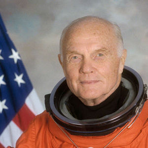 John Glenn Obituary Photo