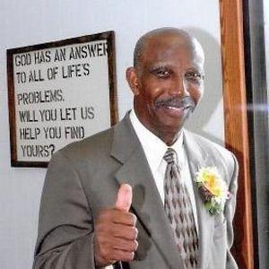 Reverend Austin D. (A D) Bell, Jr