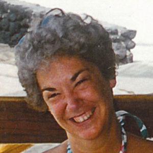 Susan Sacket Haigh Carver Obituary Photo