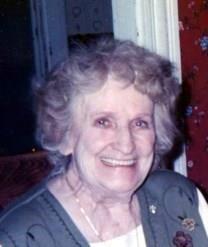 Theresa Myra Cyr LaCroix obituary photo