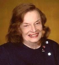 Ruth Volkert Kratzke obituary photo