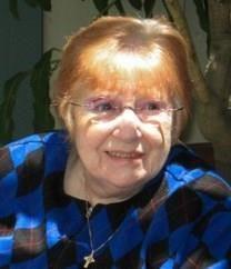 Ruthmary Ann Bannon obituary photo