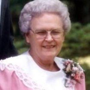 Mary Eva Baldree Hudnall