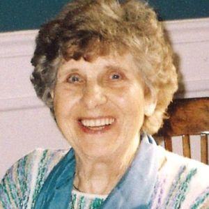 Mrs. Edith A. Morgan