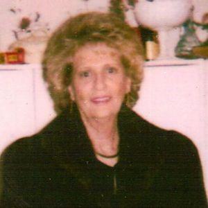 Mrs. Sarah Ann Martin