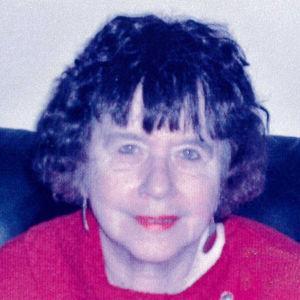 Ruth Dorothy Barth