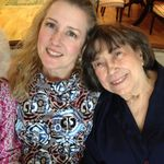 "Aunt Tina and Margaret ""Sassy"" Cincotta Orlando"