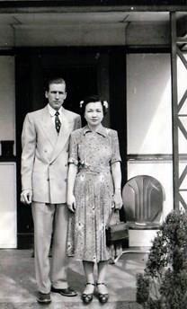 Betty Jane and Stanley Benton Montgomery obituary photo
