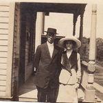 Carl's parents Lillian Wilson Perkins and Carl Clifford Perkins, Sr.