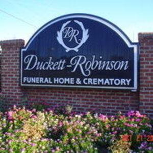 duckett robinson funeral home