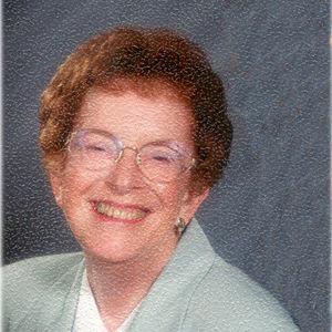 """Mrs. Elilzabeth """"Betty"""" Johnson"""