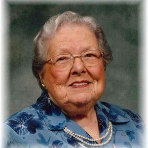 Ms. Vera Margaret King