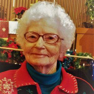 Flossie Witt Mitchell