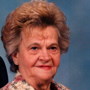 Shirley Hill Obituary Photo