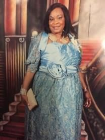Jeannette Imbert obituary photo