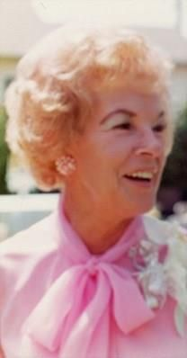 Bonnie Bernice Eatchel obituary photo