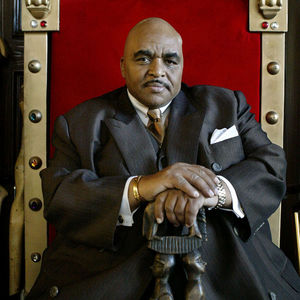 Solomon Burke Obituary Photo