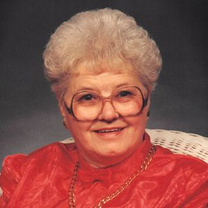 "Dorothy ""Dot"" Ruth Davenport Kinmon Obituary Photo"