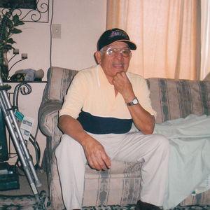 Manuel Arias Gutierrez Obituary Photo