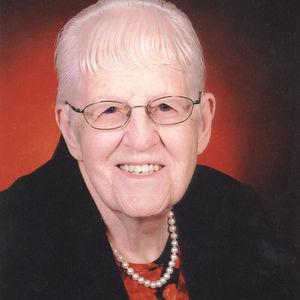 Bertha Haskamp Obituary Photo