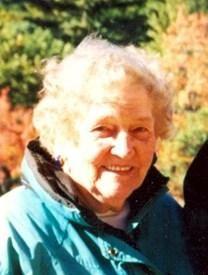 Catherine Dow Beach obituary photo