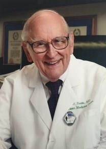 Frederick James Bonte, obituary photo
