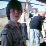 Boy Scout campout, 2003
