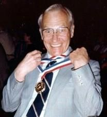 Donald L. Olson obituary photo