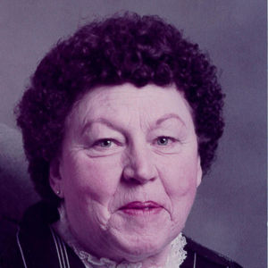 Grace Violet Miller Obituary Photo