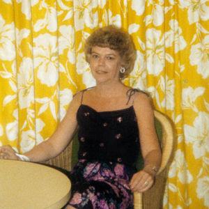 """Patricia Ann """"Patsy"""" (nee Melia) Zuccarelli"""