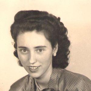 Georgia L. (Lowe) Golden  Obituary Photo