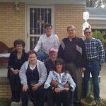 Pat, MaryAnn, Debbie, David, Michael, Herbie, and Bob