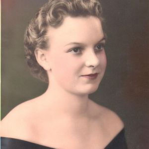 Mrs. Betty Rose Swillum Obituary Photo