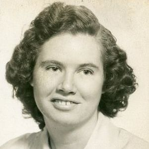 "Gladys Virginia ""Jenny"" Carpenter Obituary Photo"