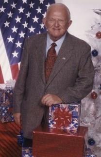 A. L. Mangham obituary photo