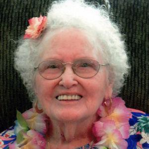 Winifred Jane Slaughter Obituary Photo