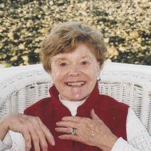 Barbara Mary  Brett White