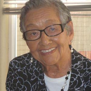 Mrs Cecilia Angelina Barnes Obituary Photo