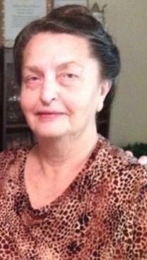 Freda K. Leonard obituary photo
