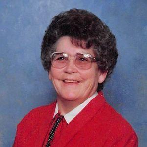 Ann Margaret Whitworth Cash Obituary Photo